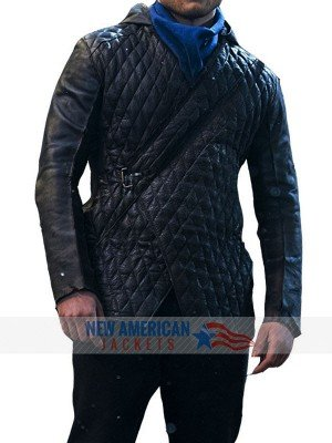 Robin Hood Leather Jacket