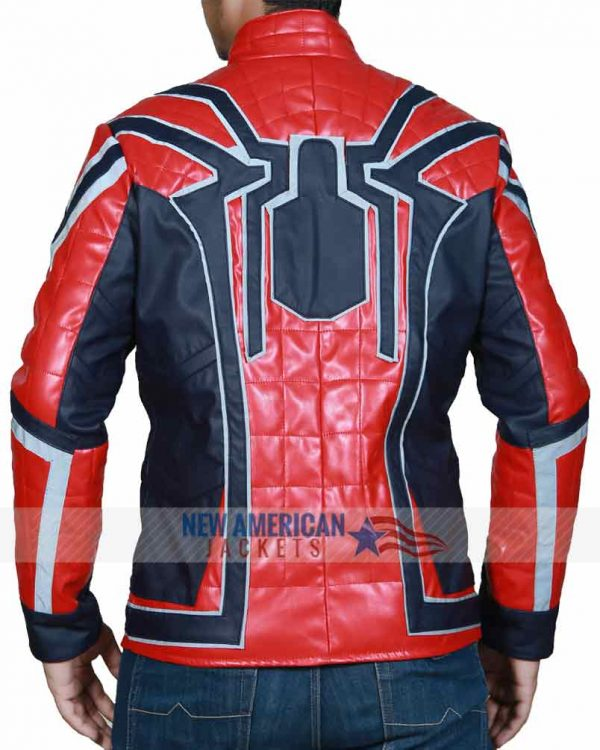 Spiderman Avengers Infinity War Jacket