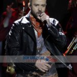 Super Bowl LII halftime show Justin Timberlake Leather Jacket