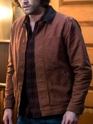 Jared Padalecki Supernatural Jacket