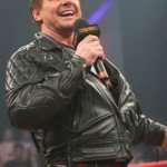 Wrestler Roddy Piper Motorcycle Jacket