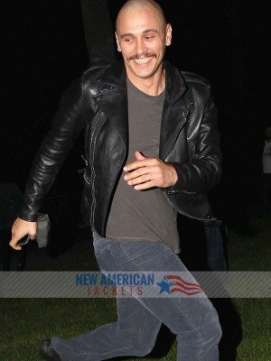 James Franco Zeroville Leather Jacket