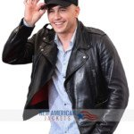 Zeroville James Franco Black Leather Jacket