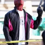 Wields a Gun Deadpool 2 Ryan Reynolds Jacket