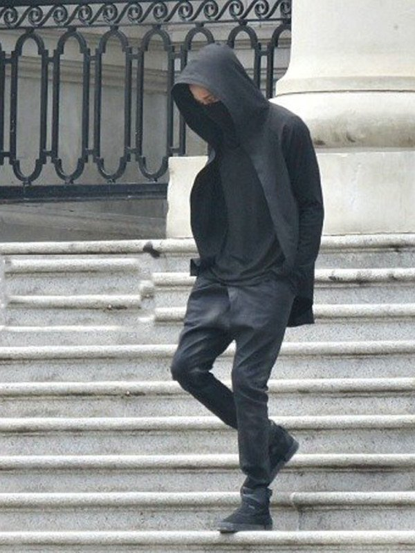 lakeith Stanfield Death Note Black Jacket