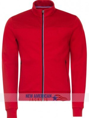 Vald Red Jacket