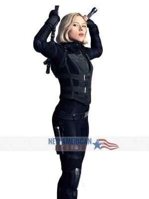 Infinity War Scarlet Johansson Vest