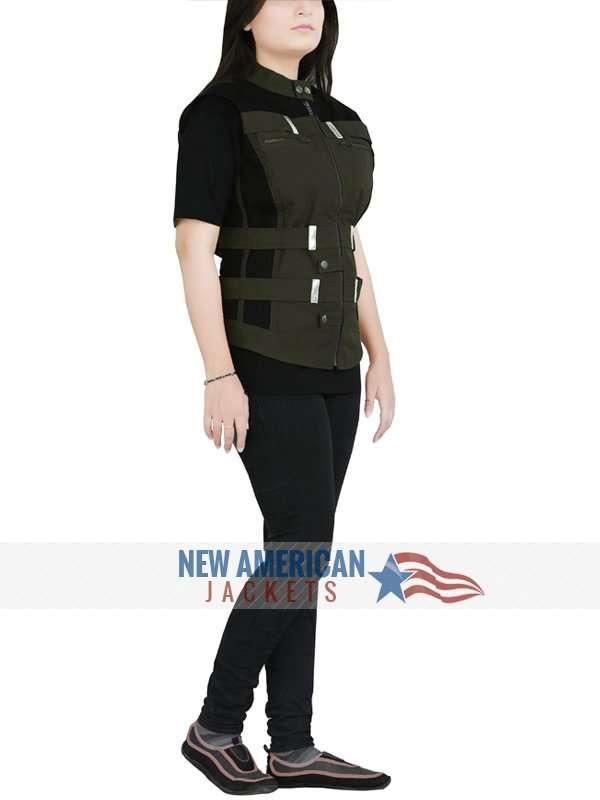 Black Widow Vest Avengers Infinity war