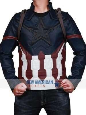Avengers Infinity War Jacket