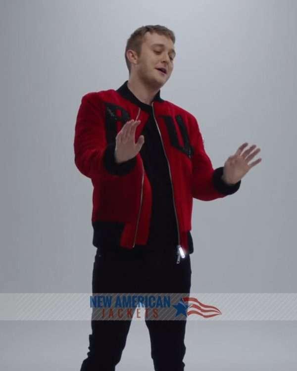 Desaccorde Vald Red Jacket