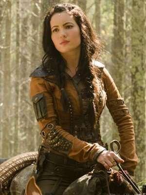 The Shannara Chronicles TV series Eretria jacket
