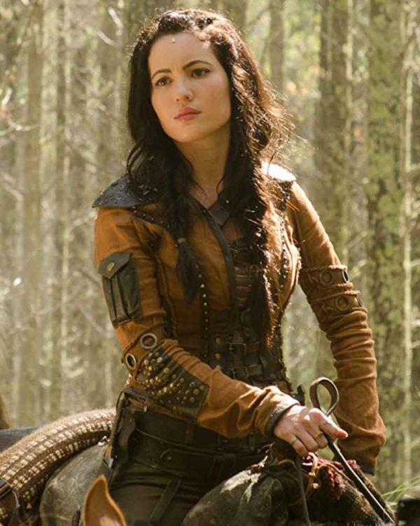 Eretria Shannara Chronicles Brown Jacket