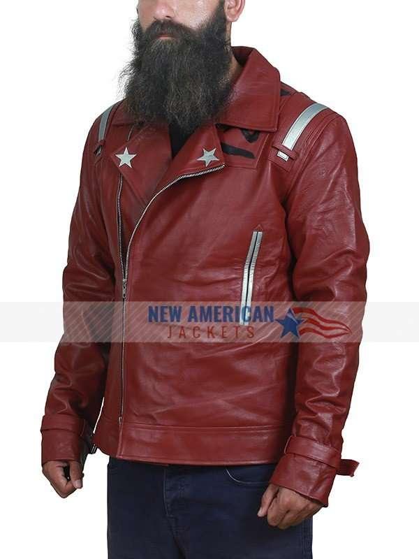 No More Heroes Jacket