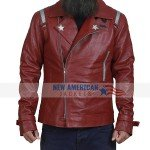 No More Heroes Travis Touchdown Red Jacket