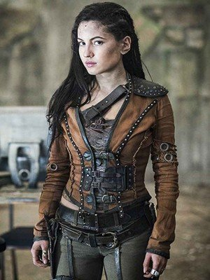 The Shannara Chronicles Ivana Baquero Jacket