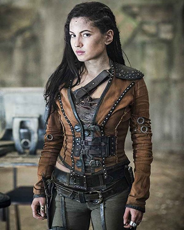 The Shannara Chronicles TV series Eretria jacket