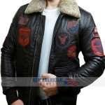 Tom Cruise Flight Bomber Jacket
