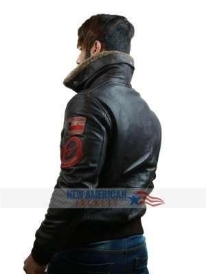 Top Gun Tom Cruise Bomber Jacket