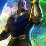 Avengers Infinity War Thonas Cosplay Costume Vest