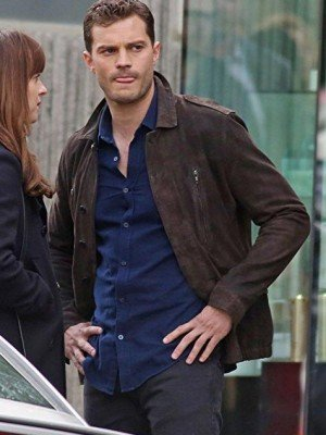 Jamie Dornan Fifty Shades Darker Jacket