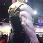 Infinity War Avenger Thanos vest