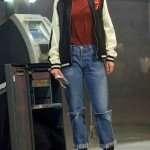 Jessica Jones Krysten Ritter Varsity Jacket
