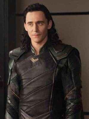 Tom Hiddleston Loki Jacket Infinity War