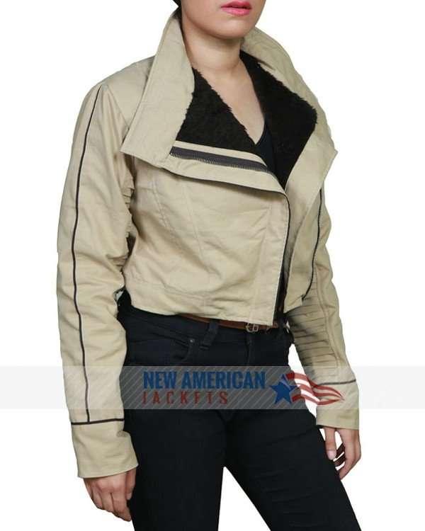 Qira Emilia Clarke Jacket