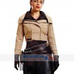 Qira Solo A Star Wars Story Jacket