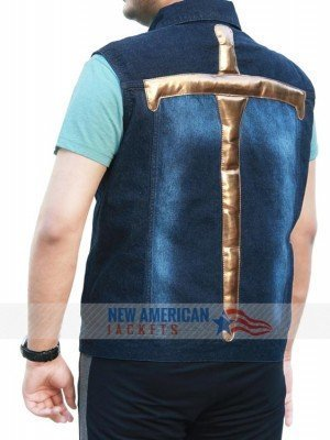 Ready Player One Tye Sheridan Denim Vest
