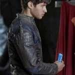 TV Series Krypton Leather Jacket