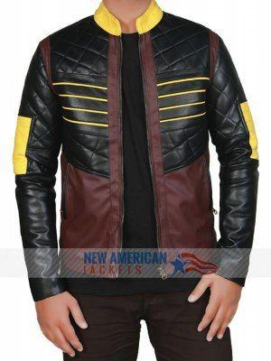 The Flash Cisco Ramon Leather Jacket