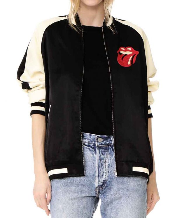The Rolling Stones 1981 Satin Tour Jacket