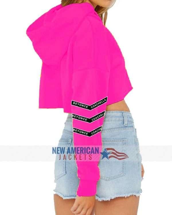 coachella-beyonce-hoodie-hotpink