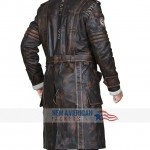 Elder Maxson Shearling Coat