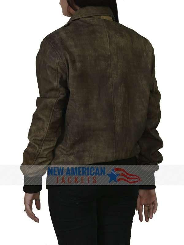 Jessica Barden Jacket The End of the Fucking World Jacket