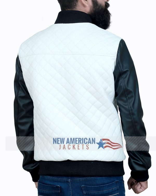 Lil Pump Black And White Jacket