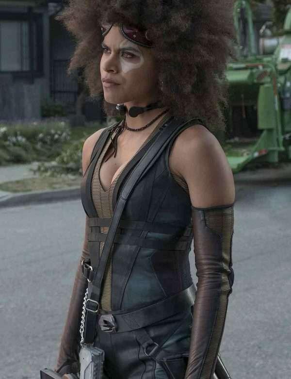 Zazie Beetz Vest Deadpool 2