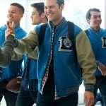 13 Reason Why Libery High Varsity Jacket