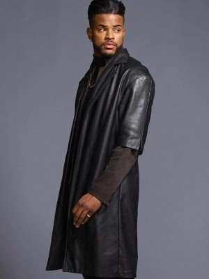 SuperFly Trevor Jackson Long Coat