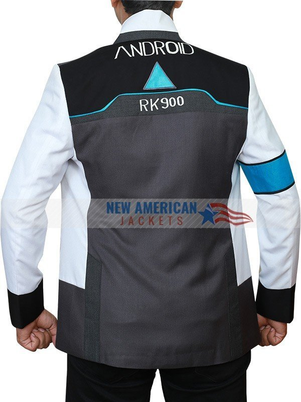 Android Connor RK900 White Costume