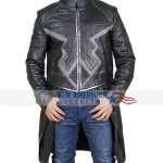 Anson Mount Black Bolt Jacket