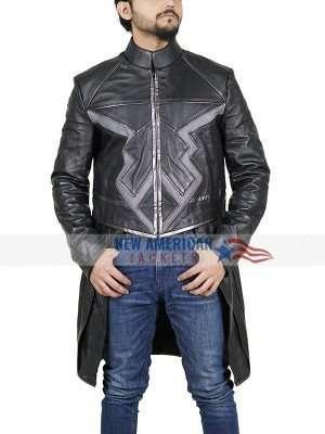 Inhumans Anson Mount Black Bolt Jacket