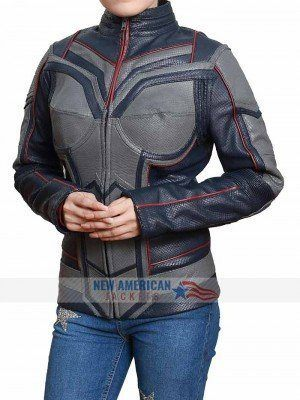 Ant Man and the Wasp Evangeline Lilly Jacket