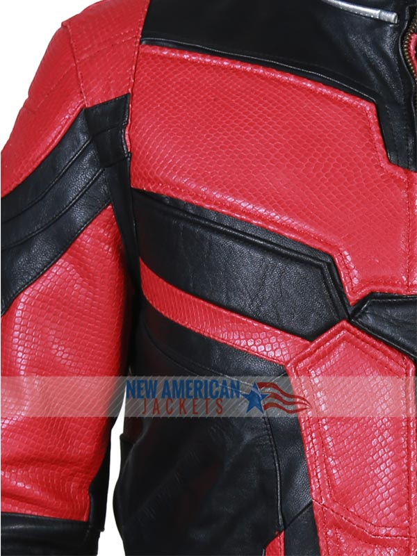 AntMan and the Wasp Paul Rudd Jacket