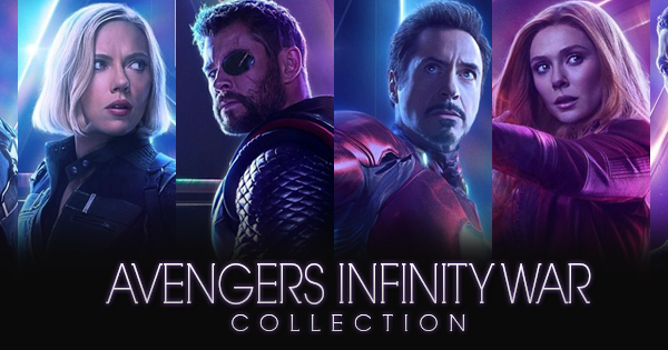 Avengers Infinity War Collection