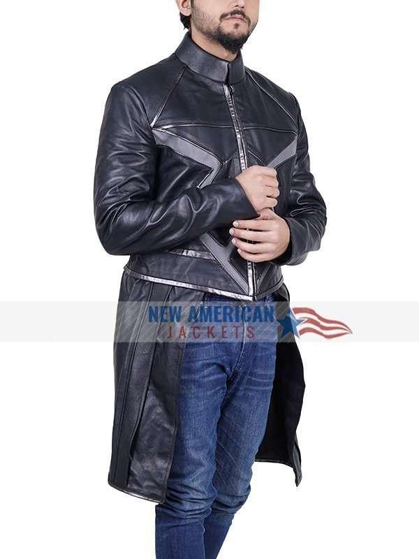 Black Bolt Coat