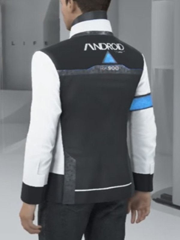 Detroit Become Human Connor RK900 Jacket