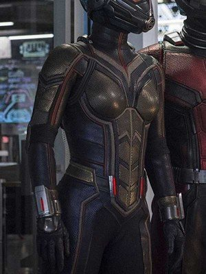 Ant Man and the Wasp Jacket