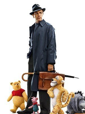 Ewan McGregor Christopher Robin Coat